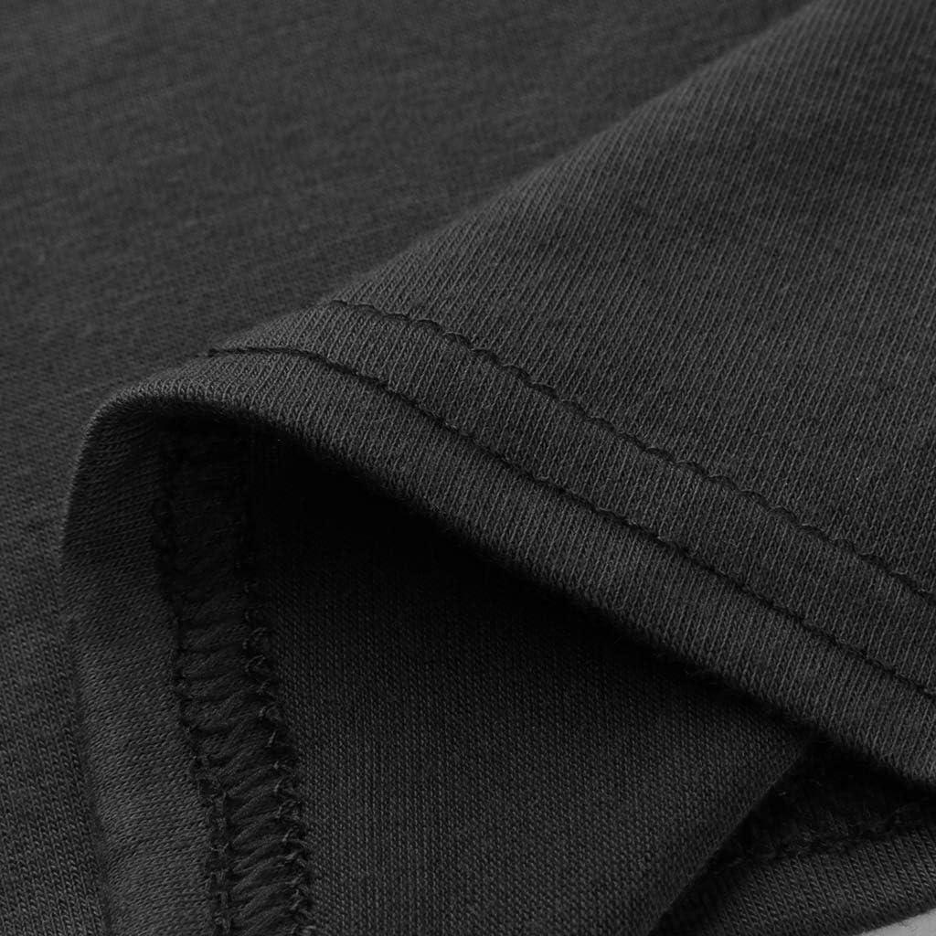 FRAUIT Maglia Premaman Manica Lunga maternit/à Premaman T Shirt Cotone Donna LAllattamento Top Magliette Gravidanza Eleganti Maniche Lunghe Vestaglia Premaman Inverno Camicia da Notte