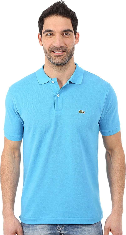 (ラコステ) LACOSTE Polo Shirt L1212 EU B018A74GL8 9 Fiji Fiji 9