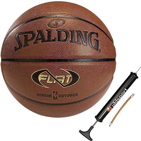 Spalding NBA Neverflat de Oro Interior al Aire Libre Tamaño 7 ...