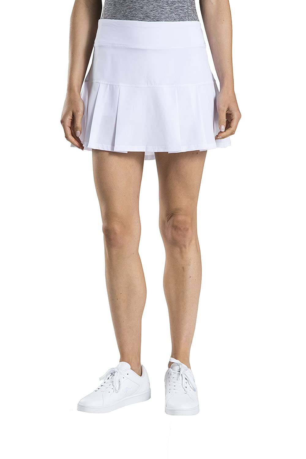 Prince Women's Stretch Woven Pleated Tennis Skort SK6914