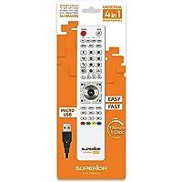 Freedom USB 4in1 White programmeerbare universele afstandsbediening