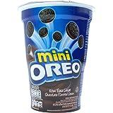 Oreo Mini Chocolate Flavoured Cream Biscuit, 67G