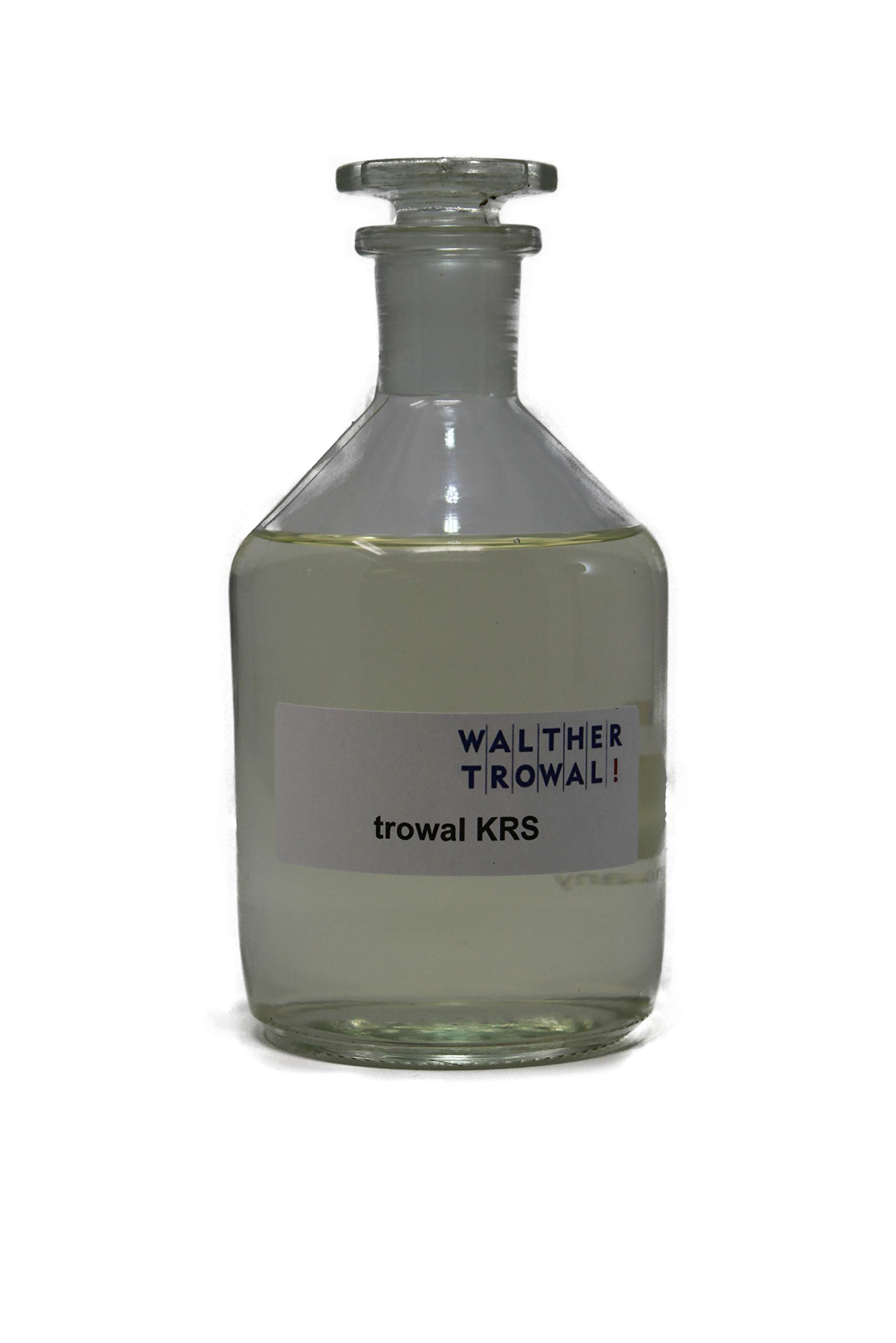 Walther Trowal KRS, Cleaning with Corrosion Protection Liquid Compound, 25 KG Container