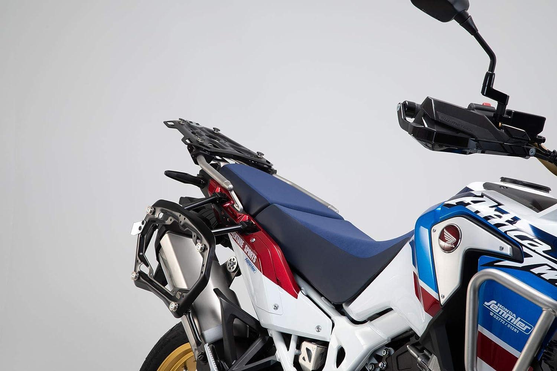 Sw Motech Pro Seitenträger Schwarz Für Honda Crf1000l Adventure Sports 18 Auto