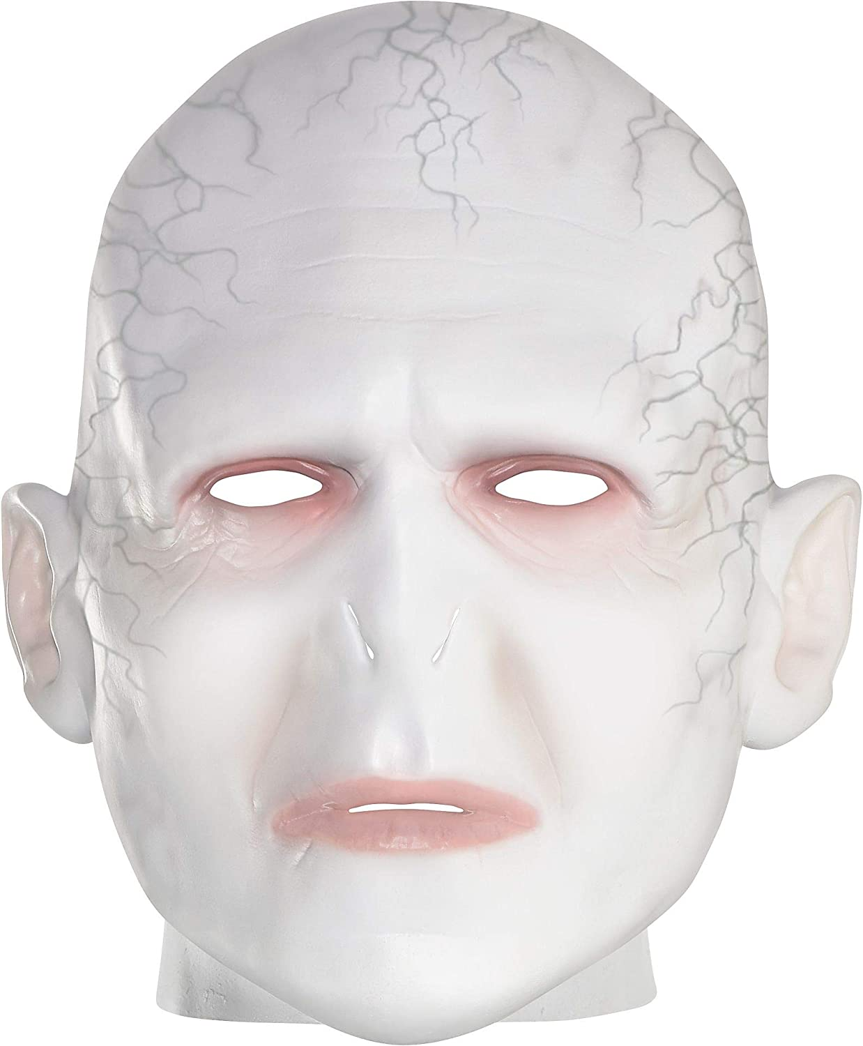 Harry Potter Suit Yourself Voldemort Mask for Adults Latex One Size Halloween Costume Accessory