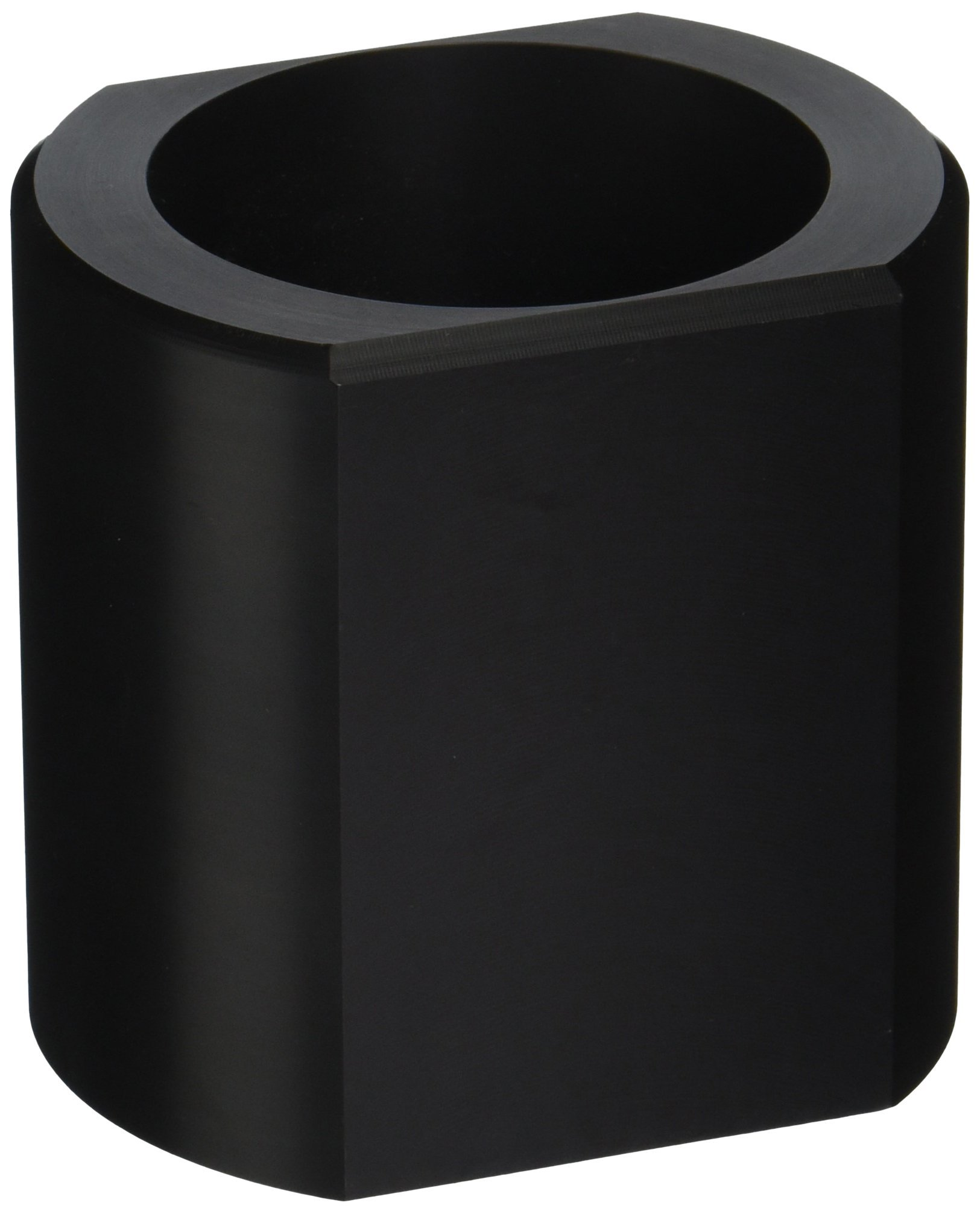 THERMO FISHER SCIENTIFIC 76006465 Centrifuge Adapter for Rectangular Bucket, Type D, 1 mL x 250 mL Capacity Tubes, Black