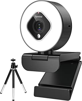 Spedal AF962 1080p HD Webcam with Microphone