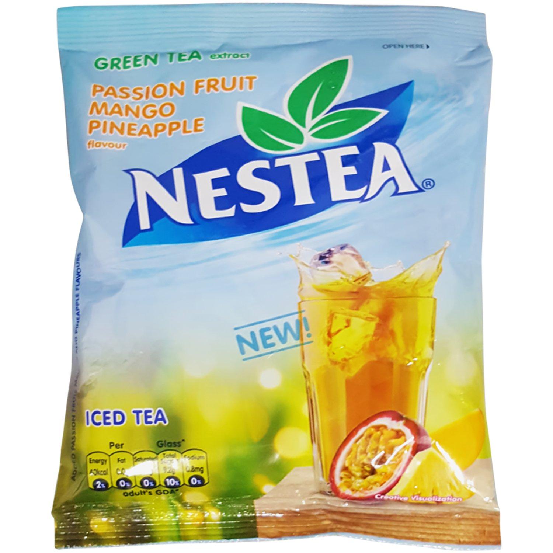 Nestea Green Tea Lemon Passion Fruit Mango And Pineapple Pack 1500x1500