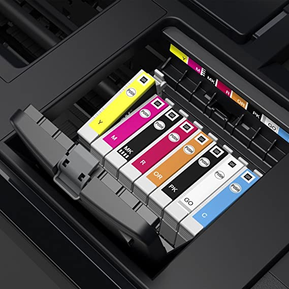 Epson Sure Color SC-P400 - Impresora fotográfica, 7 Colores, Ya ...