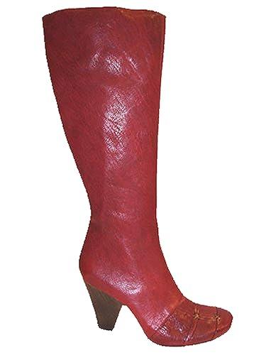 Damen Leder Stiefel Gino Größe 1324 Vaello 35 Dunkelrot eIWEH9D2bY