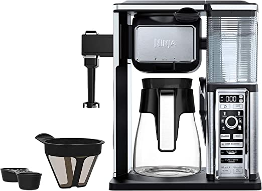 Ninja Coffee Bar Glass Carafe System (CF090)