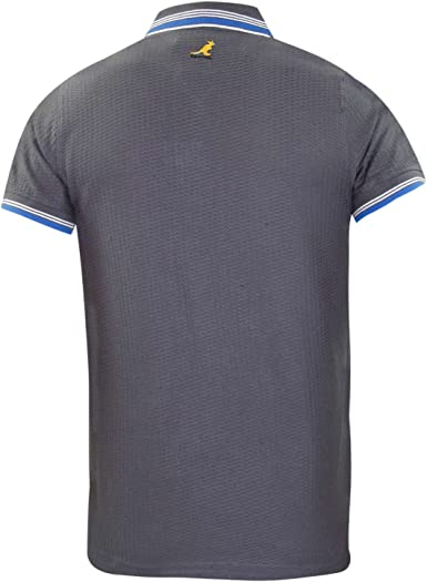 Kangol Men Jovan Polo T-Shirts Navy S: Amazon.es: Ropa y accesorios