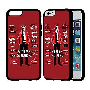 coque iphone 7 plus stilinski