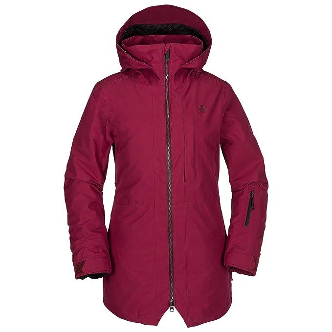 Amazon.com: Volcom Gore-TEX Iris 3-in-1 - Chaqueta de nieve ...