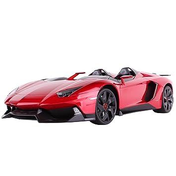 Yesurprise Rastar Radio Remote Control Car Vehicle R/C 1:12 Lamborghini  Aventador J