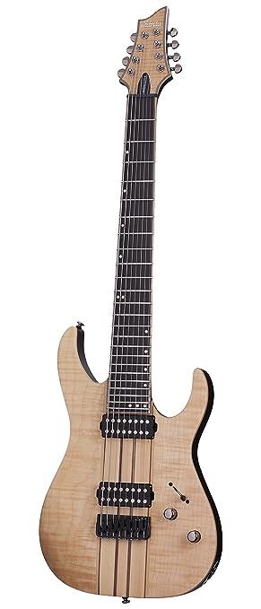 Schecter BANSHEE ELITE-8 Guitarra eléctrica de cuerpo sólido natural ...