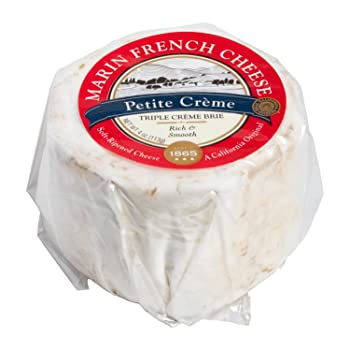 Marin French Creme Brie Cheese