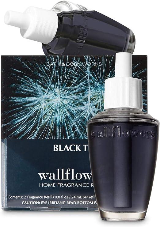 【Bath&Body Works/バス&ボディワークス】 ルームフレグランス 詰替えリフィル (2個入り) [ブラックタイ] Wallflowers Refills, 2-Pack_BLACK TIE [海外直送品] [並行輸入品]