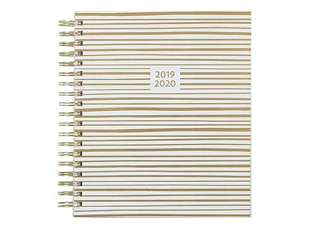 Amazon.com: Ampersand 2019-2020 Planificador diario y ...