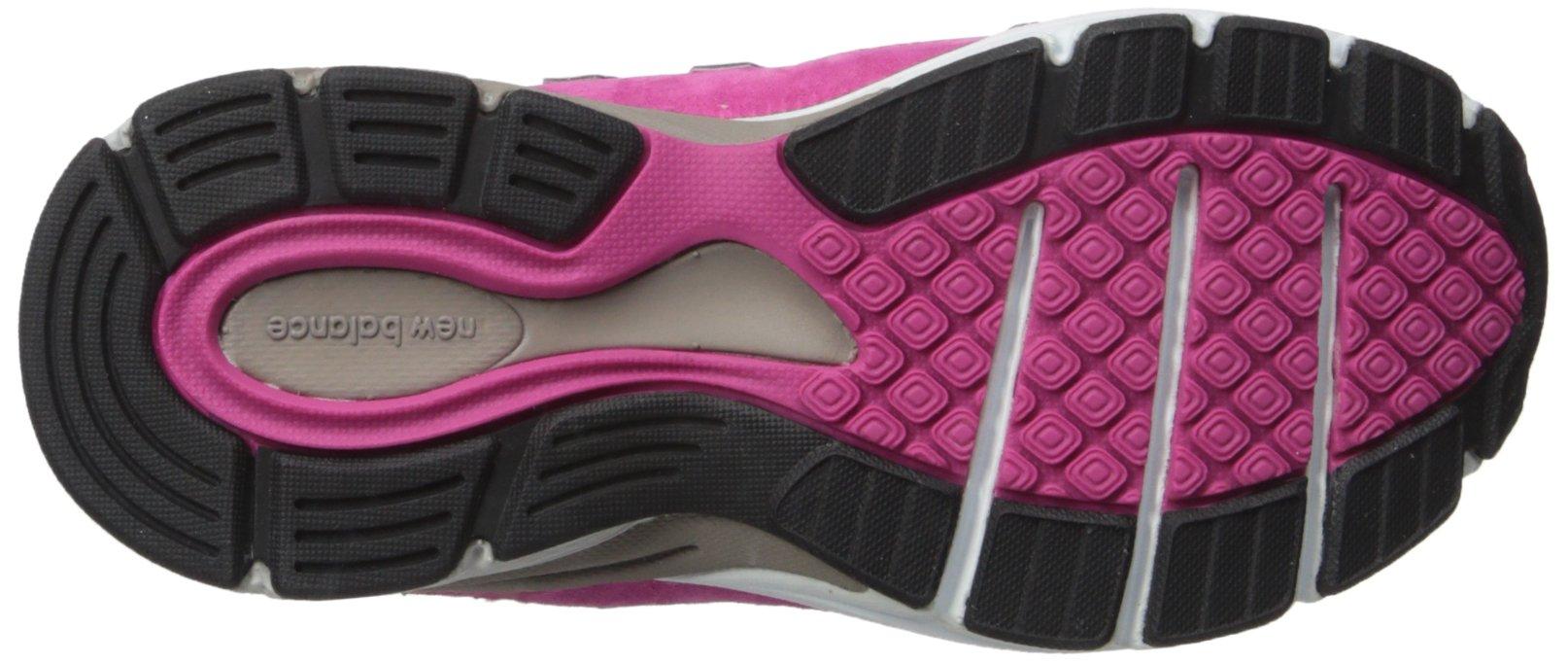 New Balance KJ990V4 Running Shoe , Pink/Pink, 1 M US Little Kid by New Balance (Image #3)