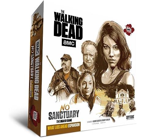 Unbekannt- Walking Dead AMC Base, Multicolor (Pegasus Spiele CZE02095): Amazon.es: Juguetes y juegos