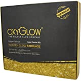 Oxyglow Golden Glow Radiance Gold Facial Kit, 260g