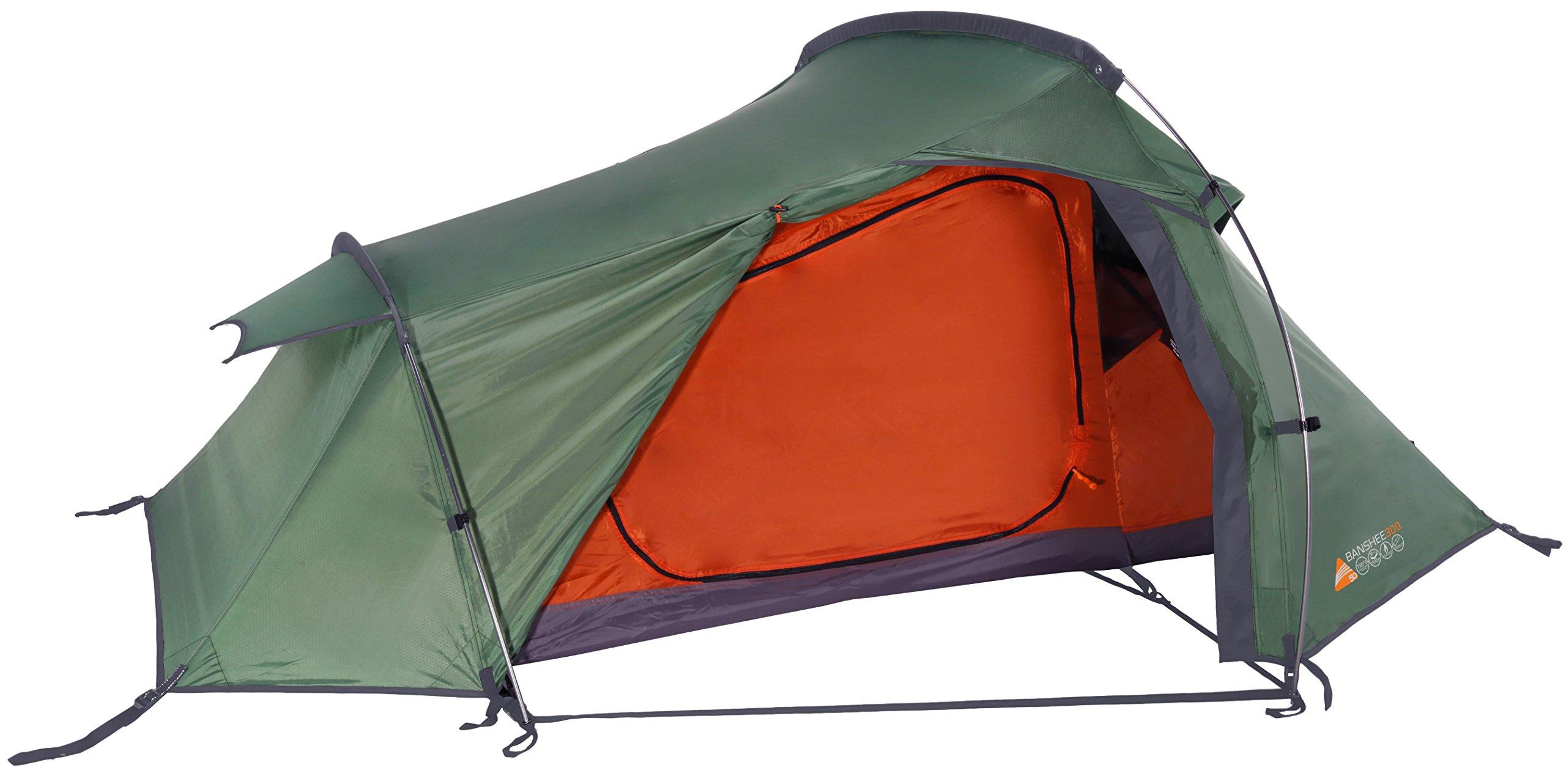 BANSHEE 300 - 3 Person Tunnel Tent - 3 season TREKKING TENT - LIGHTWEIGHT TENT F  sc 1 st  eBay & BANSHEE 300 - 3 Person Tunnel Tent - 3 season TREKKING TENT ...