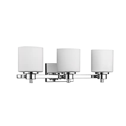 Chloe Lighting CH821036CM24-BL3 Contemporary 3 Light Chrome Finish ...