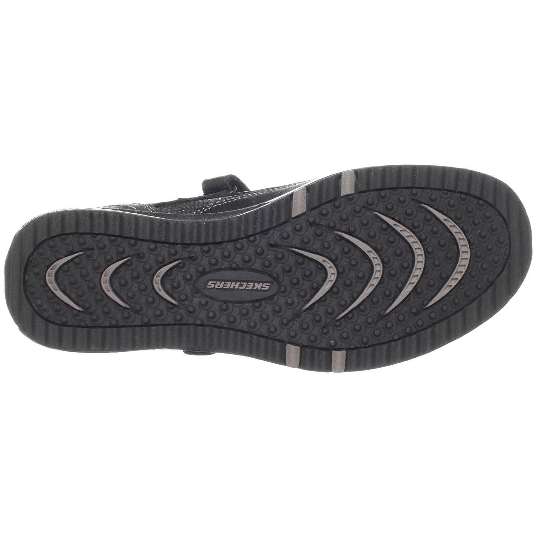 Skechers Shape ups Point Five Fine Feather 24878 BLK Damen