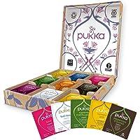Pukka Original Theedoos, Biologische kruidenthee geschenkset - 9 smaken - 45 zakjes