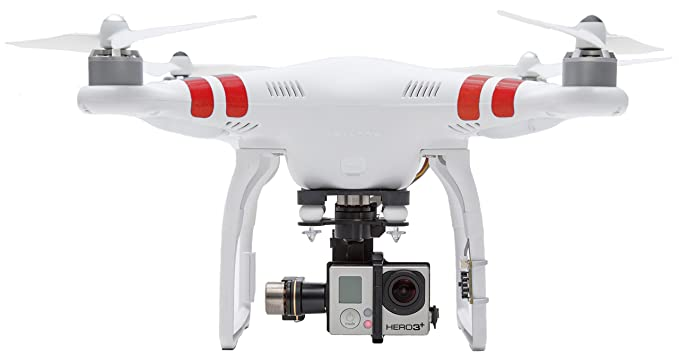 DJI Phantom 2 Quadcopter V2 0 Bundle with 3-Axis Zenmuse H3-3D Gimbal for  GoPro