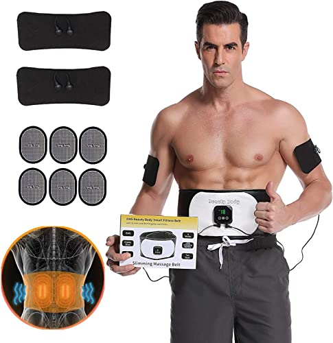 Ben Belle ABS Stimulator Muscle Toner Abdominal Trainers Ab Machine