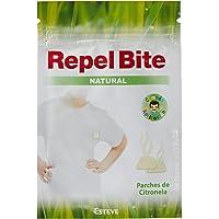 REPEL BITE NATURAL 24 parches repelentes CITRONELA. Protección más natural. Acción hasta 8-12 horas. Para niños y…