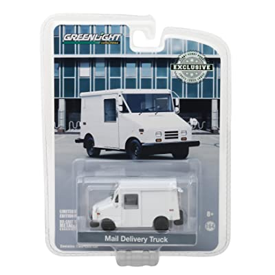 Long Live Postal Mail Delivery Vehicle (LLV) Hobby Exclusive 1/64 Diecast Model Car by Greenlight 29911: Toys & Games