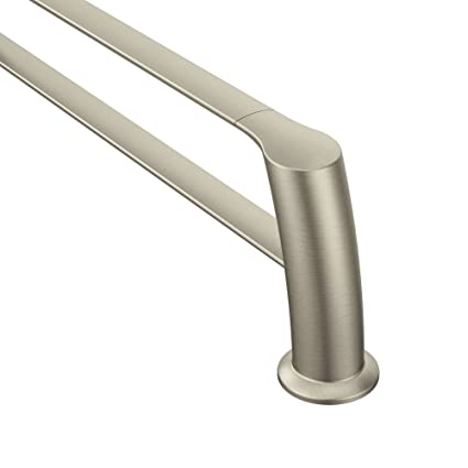 Moen Yb2486bn Method 9 Inch Towel Bar Brushed Nickel