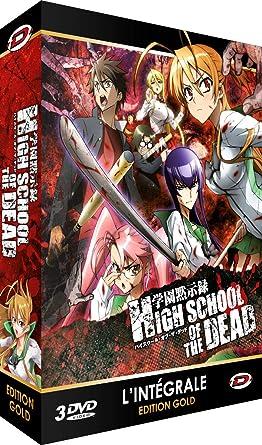 amazon 学園黙示録 high school of the dead tvシリーズ コンプリート