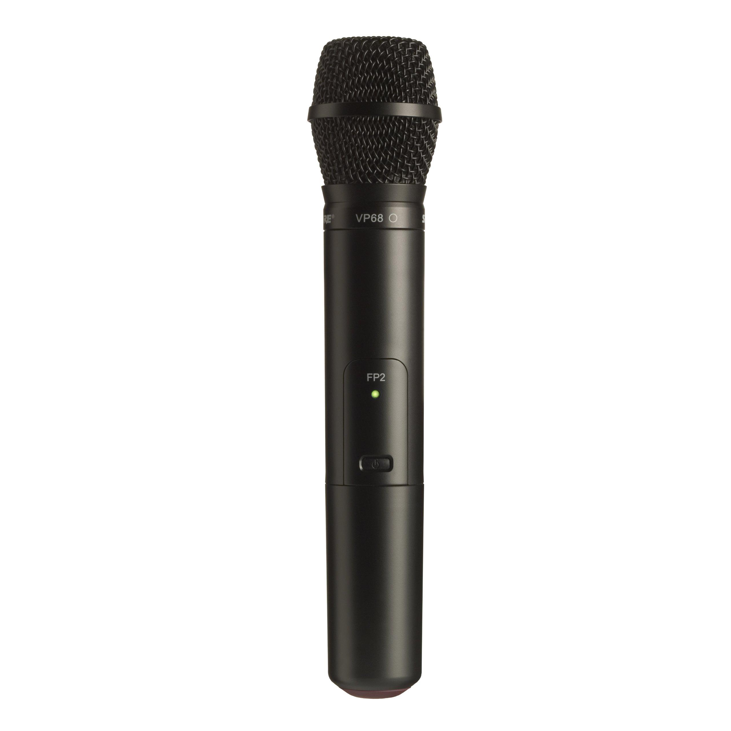 Microfono Shure FP2/VP68 Combo Wireless System, G4...