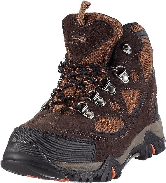 Hi-Tec Childrens Waterproof Walking Boots Renegade Trail WP JR
