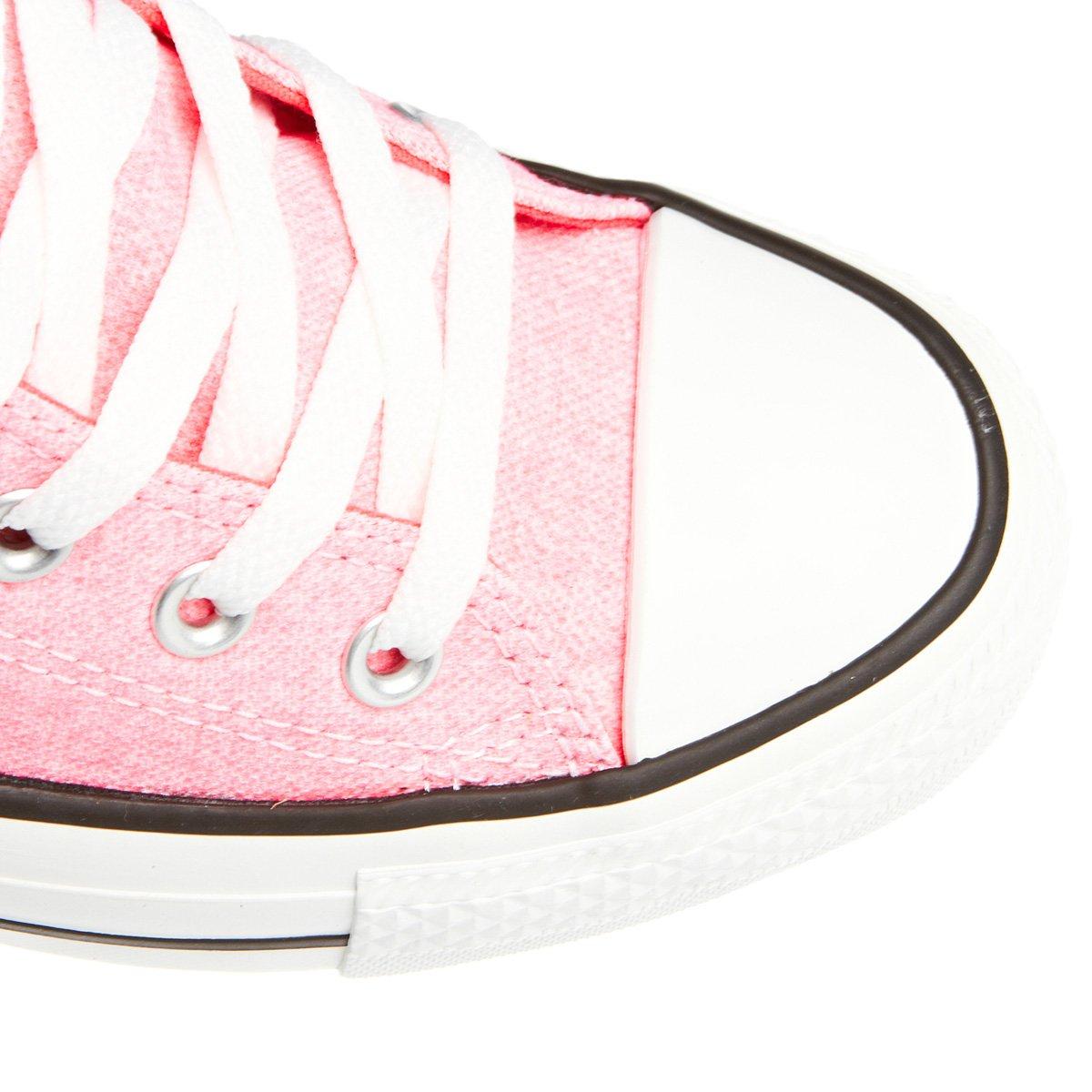 Converse Ctas Erwachsene Core Hi 015860-610-13, Unisex - Erwachsene Ctas Sneaker Neon Pink 1ba21a