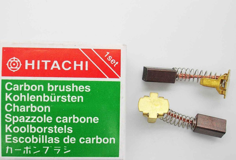 G14DMR Kohlebürsten Kohlen Hitachi DS18DMR DV18DMR G14DL DV18DL DV14DMR