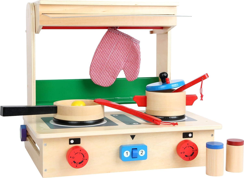 small foot 4355 Kinderküche Küche Bambus