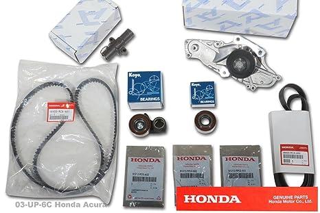 MTXtec fábrica Fit Honda Odyssey 2007 3.5L V6 Enginess Kit de Correa de distribución y