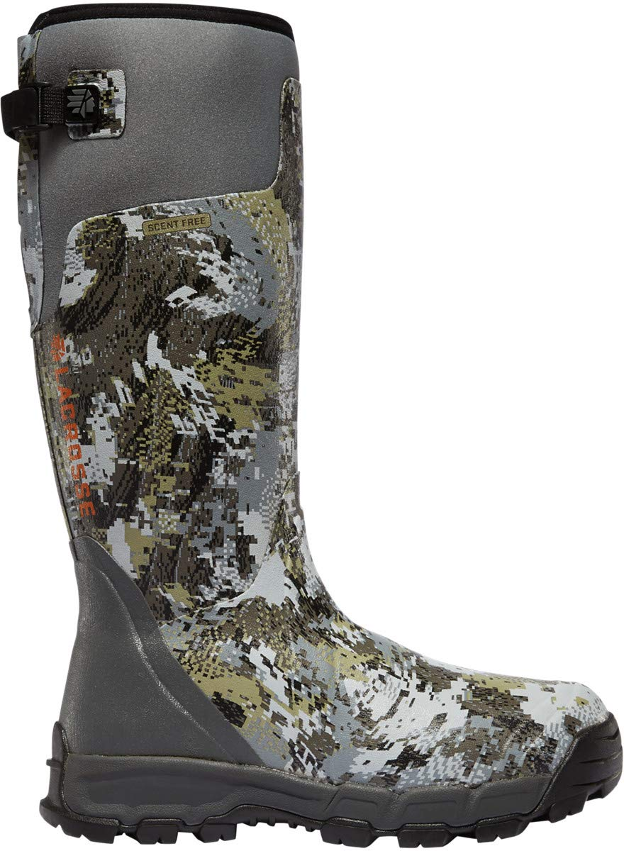 Lacrosse Men's Alphaburly Pro 18'' 800G Hunting Shoes, Optimal Elevated II, 11 D US by Lacrosse