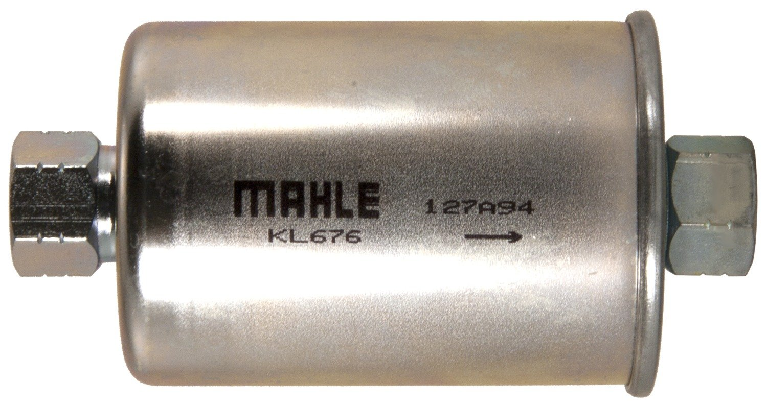 Mahle Original Kl 676 Fuel Filter Automotive Jaguar Xj8 Location