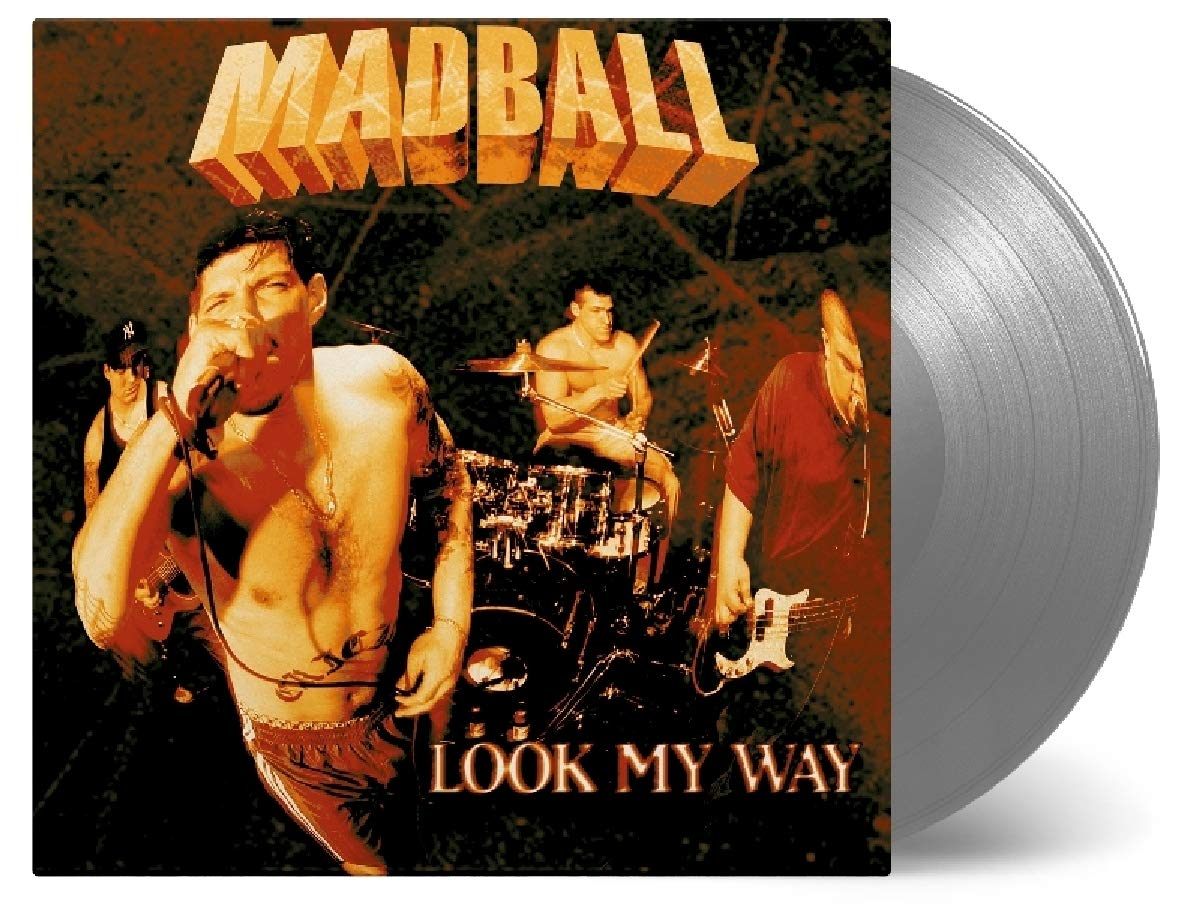 Vinilo : Madball - Look My Way (Holland - Import)