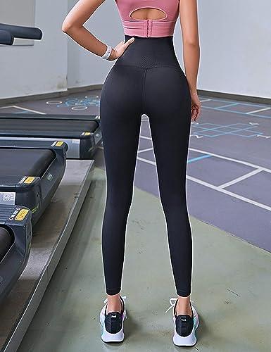 Cozy Breathable Yoga Pants for Women Workout Sports STONSARW High Waist Yoga Pants