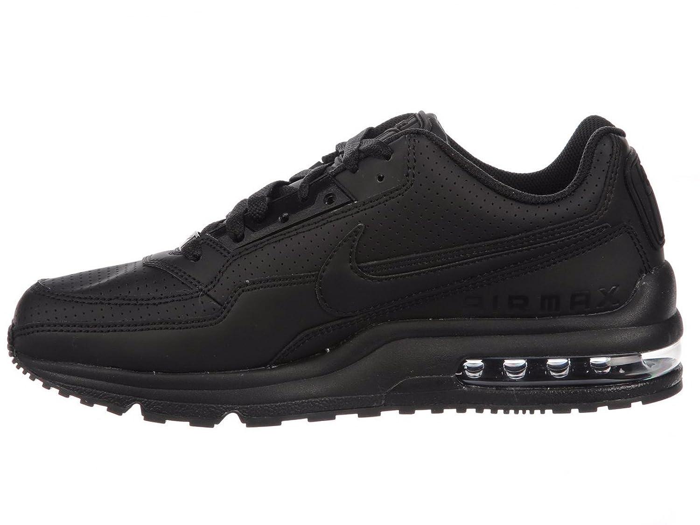 Nike Hommes Air Max LTD 3 Chaussures de course Noir/BlacNoir Outlet Stores 57S471