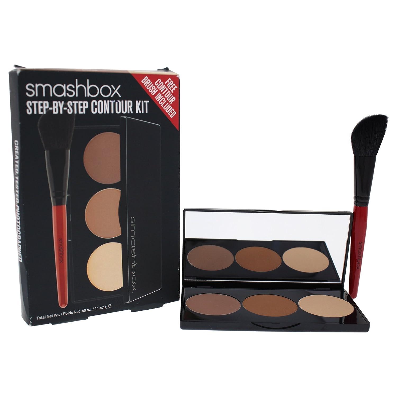 Smashbox Step by Step Contour Kit 0.4oz (11.47g) SMA29