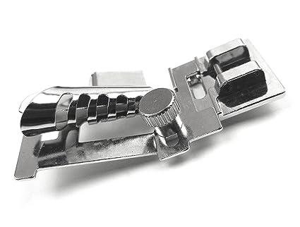 schrägbandeinfasser prensatelas para máquina de coser Singer AEG Medion