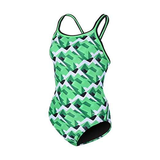 d398a246ece16 Dolfin 124DBX Women's Denali DBX Back Swimsuit at Amazon Women's ...